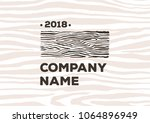 wood and timber texture symbol...   Shutterstock .eps vector #1064896949
