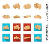 case  shell  framework  and... | Shutterstock .eps vector #1064982005