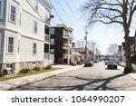 boston  massachusetts   april 7 ... | Shutterstock . vector #1064990207