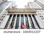 new york city  usa   october 30 ...   Shutterstock . vector #1065011237