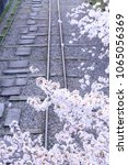 Small photo of Keage incline with cherry blossoms, Kyoto,Japan.