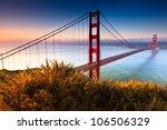 The Golden Gate Bridge Of San...