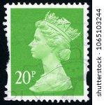united kingdom   circa 1996 ... | Shutterstock . vector #1065103244