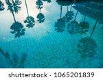 prachuab khirikhan  thailand  ... | Shutterstock . vector #1065201839