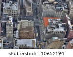 new york city    downtown...   Shutterstock . vector #10652194
