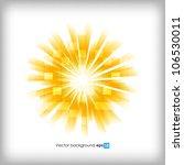 vector background | Shutterstock .eps vector #106530011
