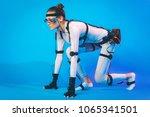 Small photo of motion caption virtual reality