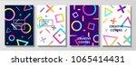 vector illustration of... | Shutterstock .eps vector #1065414431
