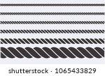 rope vector illustration | Shutterstock .eps vector #1065433829