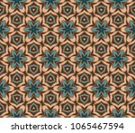 seamless geometric pattern with ...   Shutterstock .eps vector #1065467594