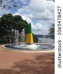 foz do iguazu  brazil    the... | Shutterstock . vector #1065478427