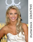 julianne hough  at the 2008... | Shutterstock . vector #106547945