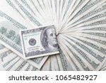 american one hundred dollar...