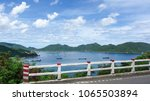 beautiful scene in phu yen ... | Shutterstock . vector #1065503894