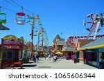 santa cruz ca usa 04 14 15 the... | Shutterstock . vector #1065606344
