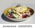 fresh delicious tasty warm... | Shutterstock . vector #1065655391
