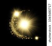 vector eps 10 circular... | Shutterstock .eps vector #1065680717