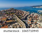 kavala  greece   april 9 2018 ... | Shutterstock . vector #1065710945