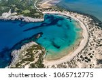 panoramic aerial view of... | Shutterstock . vector #1065712775