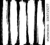 grunge halftone black and white ... | Shutterstock .eps vector #1065715277