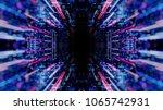 data transfer and future... | Shutterstock . vector #1065742931