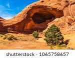 Anasazi Cave Dwellings Built I...