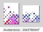 light blue  redvector template...