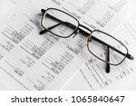 business composition. financial ... | Shutterstock . vector #1065840647