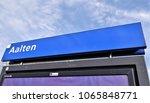 aalten   netherlands   april 10 ... | Shutterstock . vector #1065848771