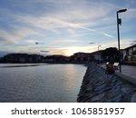 vieux boucau les bains  france  ... | Shutterstock . vector #1065851957