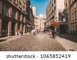 bratislava  slovakia  ... | Shutterstock . vector #1065852419