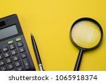 expense  cost  budget  tax or... | Shutterstock . vector #1065918374