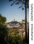 coit tower city of san francisco | Shutterstock . vector #1065964691