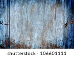 Wood Grungy Stained  Backgroun...