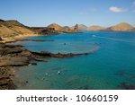 Bartolomeo Island  Galapagos