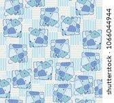abstract editable pattern.... | Shutterstock .eps vector #1066044944