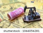 petroleum  petrodollar and... | Shutterstock . vector #1066056281