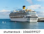 funchal  portugal   december 10 ... | Shutterstock . vector #1066059527