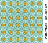 seamless pattern luxury... | Shutterstock .eps vector #1066086125