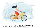 vector banner template with... | Shutterstock .eps vector #1066157327