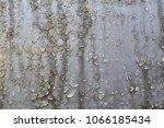 grunge metal textures | Shutterstock . vector #1066185434