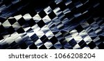 interesting geometric... | Shutterstock . vector #1066208204