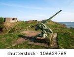Anti Aircraft Gun In The...