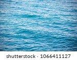blue turquoise water sea ocean... | Shutterstock . vector #1066411127