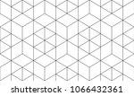 pattern seamless abstract... | Shutterstock .eps vector #1066432361