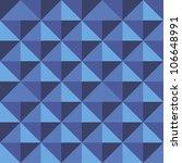 Abstract Geometric Blue...