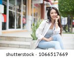 summer sunny lifestyle fashion... | Shutterstock . vector #1066517669