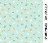 colorful various diagonal... | Shutterstock .eps vector #1066556315