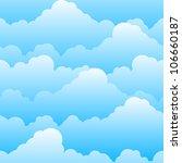raster version. seamless... | Shutterstock . vector #106660187