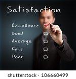 business man checking ... | Shutterstock . vector #106660499